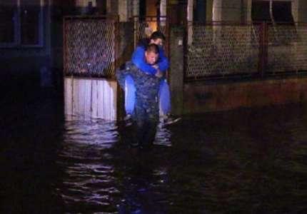 Poplave kod Vršca, jedna žena stradala (VIDEO)
