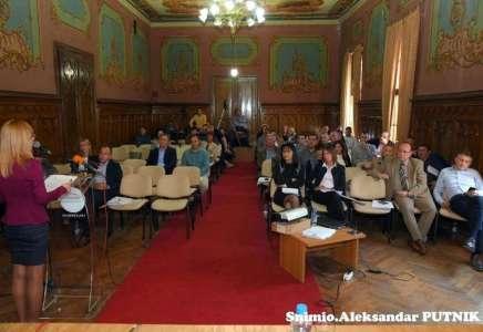 Dnevni red 18. sednice skupštine Grada Vršca