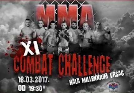 MMA turnir u Vršcu
