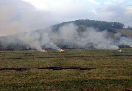 FUDBALSKO LUDILO: Zapaljen teren u Gudurici, Kuštilj se žali ...