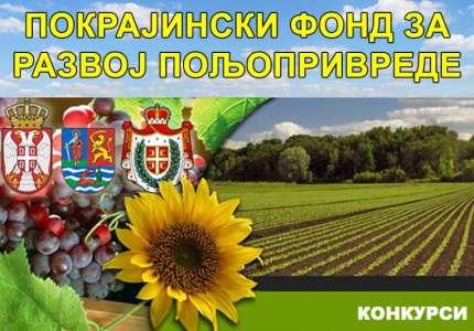 Otvoreni novi konkursi za poljoprivredu