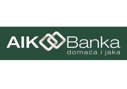 Akcijska ponuda AIK banke u Vršcu