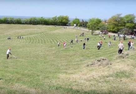 Da li je Vršački Breg spreman za 1. maj? (VIDEO)