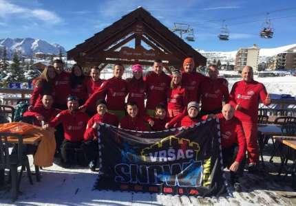 Uspešna sezona udruženja Snow Team iz Vršca