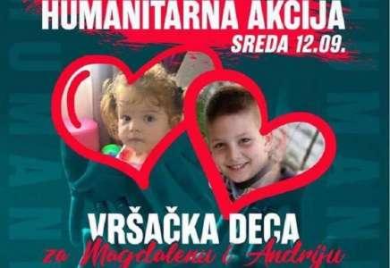 Humanitarna akcija na vršačkom jezeru