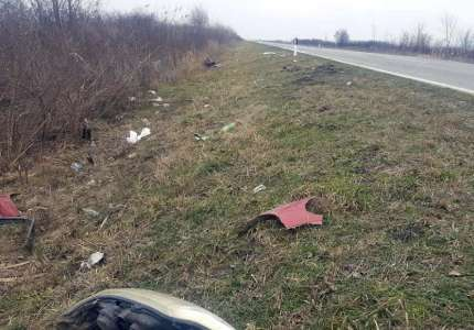 TUGA U PLANDIŠTU: Dve osobe poginule na putu Vršac - Plandište