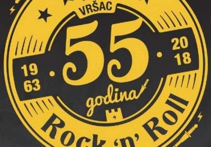 55 godina R'N'R u Vršcu - PROGRAM