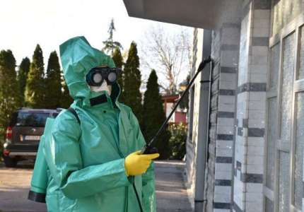 Plan za dezinfekciju Vršca od 4. do 8. maja